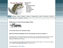 Tablet Preview of fresnobass.org